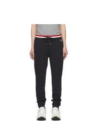 Moncler Navy Retro Lounge Pants