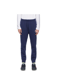 Nike Navy Sportswear Club Lounge Pants