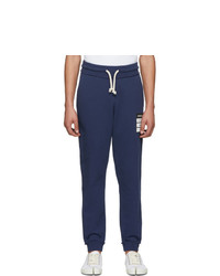 Maison Margiela Navy Stereotype Lounge Pants