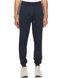 BOSS Navy Tracksuit Lounge Pants