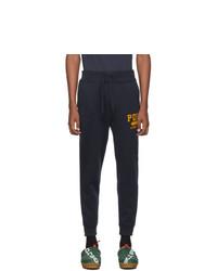 Polo Ralph Lauren Navy Vintage Fleece Lounge Pants