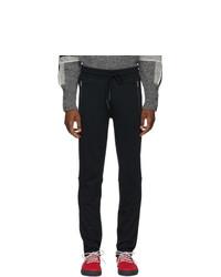 Moncler Navy Zip Pocket Lounge Pants