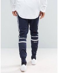 ... adidas Originals Clr84 Slim Joggers In Navy Bk5928 43b65b2117b