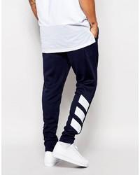 best authentic ed48a 55b05 adidas originals skinny joggers