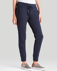 Joe's Jeans Pants Off Duty Cata Rogue Zip Jogger