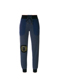Patched sweatpants medium 8054017