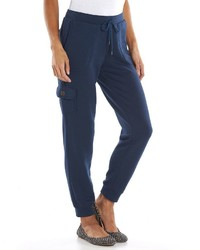 Petite Sonoma Goods For Lifea French Terry Cargo Jogger Pants