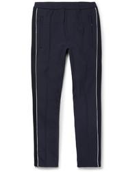 Prada Piped Neoprene Sweatpants