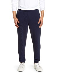 Lacoste Relaxed Fit Fleece Jogger Pants