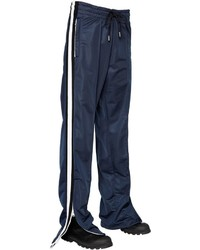 Side stripe acetate sweatpants medium 4418432