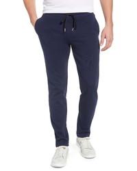 Bugatchi Tricolor Stripe Jogger Pants