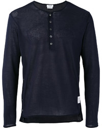 Thom Browne Classic Henley Top