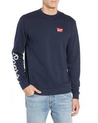 Brixton Coors Banquet Graphic Sweatshirt