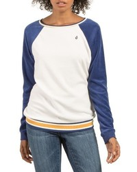 Volcom Gotta Crush Raglan Sweatshirt