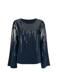 Pinko Luca Sequin Sweatshirt