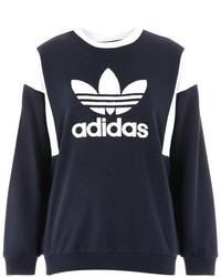 adidas Originals Trefoil Colour Block Sweatshirt
