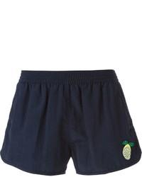 AMI Alexandre Mattiussi Ami X Tobias Guttmann Lemon Swim Shorts