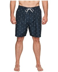 Nautica Big Tall Big Tall Anchors Trunk Swimwear