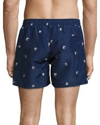 7478ddcb6f Paul Smith Classic Dancing Swim Trunks, $160 | Saks Fifth Avenue ...