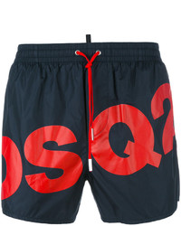 DSQUARED2 Dsq2 Logo Swim Shorts