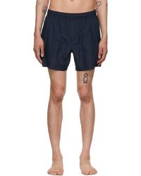 Ermenegildo Zegna Indigo Essential Mid Swim Shorts