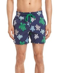 Vilebrequin Moorise Turtle Swim Trunks
