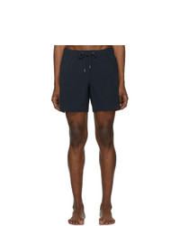 Moncler Navy Mare Swim Shorts