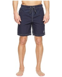 Nautica New Anchor Swim Trunk Swimwear