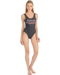 Tommy Hilfiger Denim Effect Swimsuit Gigi Hadid