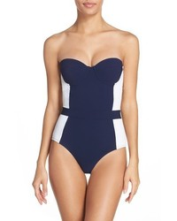 Tory Burch Lipsi Underwire One Piece Swimsuit