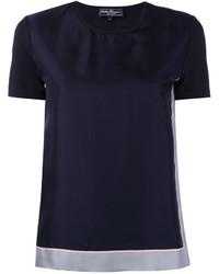 Salvatore Ferragamo St Foulard T Shirt