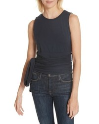 Cinq à Sept Mayer Knot Waist Tank Top