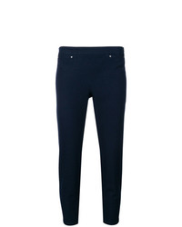 Max & Moi Cropped Tapered Trousers