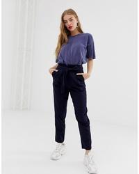 Noisy May Paperbag Waist Trouser