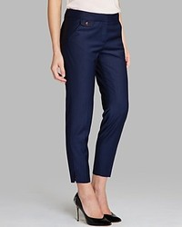 Ted Baker Pants Ziviat Tapered Ankle Cropped