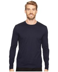 Calvin Klein Textured Jersey Shirt With Shoulder Detail Clothing