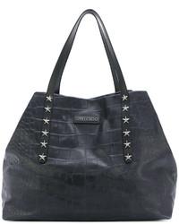 Jimmy Choo Textured Tote Bag
