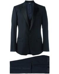 Dolce & Gabbana Three Piece Dinner Suit