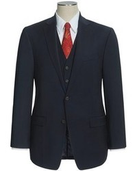 Lauren Ralph Lauren Lauren By Ralph Lauren Stretch Suit Wool 3 Piece