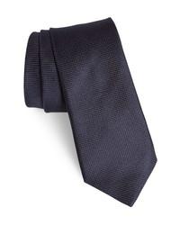 John Varvatos Star USA Dot Linen Cotton Tie