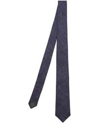 Brunello Cucinelli Melange Linen Tie