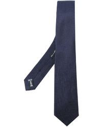 Giorgio Armani Patterned Embossed Tie