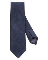 Eton Solid Wool Blend Tie