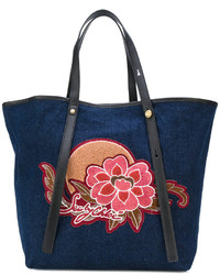 See by Chloe See By Chlo Patch Tote Bag