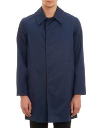 Aquascutum London Aquascutum Roadgate Raincoat Blue