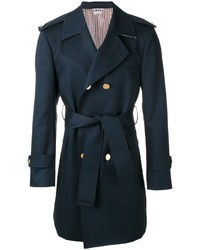 Belted trench coat medium 3754607