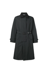Lanvin Boxy Fit Trench Coat