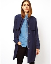 Asos Collection Relaxed Trench