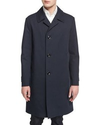 Cotton trenchcoat navy medium 5276582