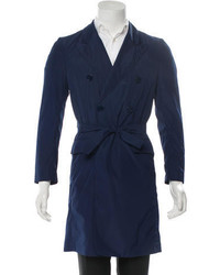Carven Double Breasted Trench Coat